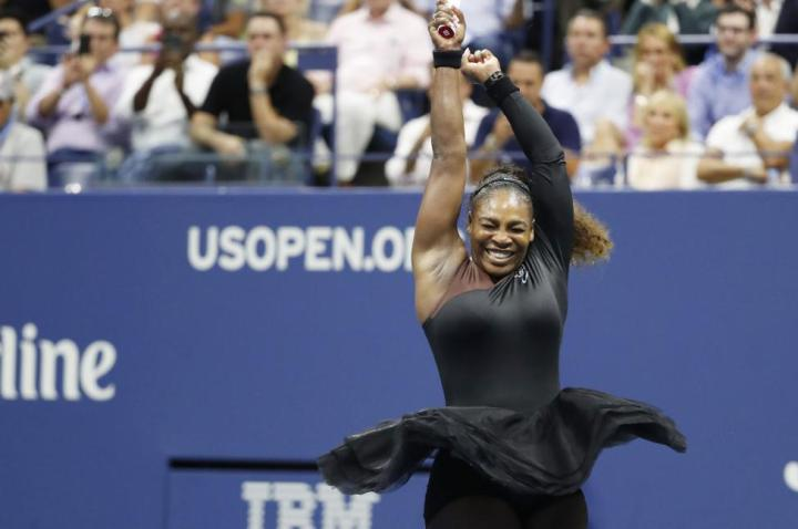 Who Runs the World? Serena!